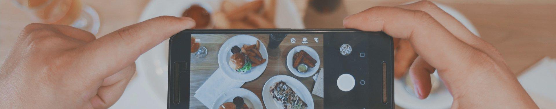 餐飲網誌橫圖