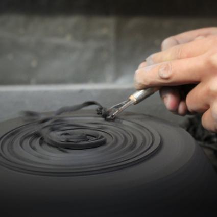 瓷器的器型開發製作