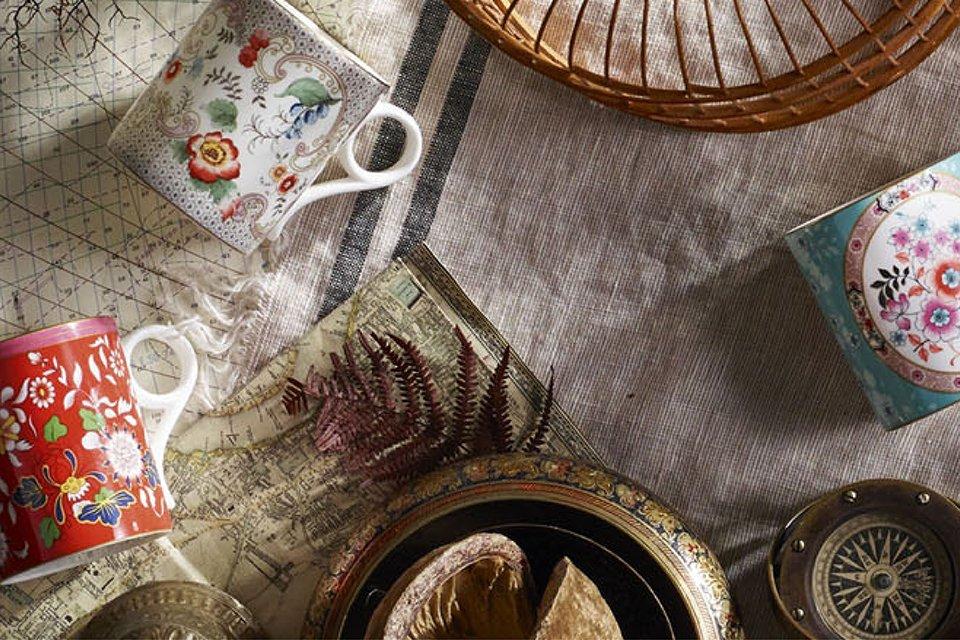 骨瓷是世界公認最頂級的瓷器種類