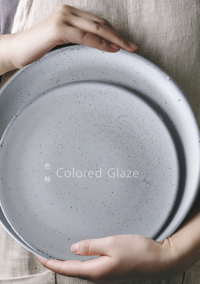 Colored Glaze